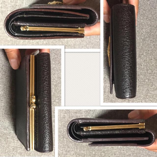 Vivienne Westwood(ヴィヴィアンウエストウッド)のヴィヴィアンウエストウッド☆三つ折りがま口財布 レディースのファッション小物(財布)の商品写真