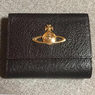 ヴィヴィアンウエストウッド(Vivienne Westwood)のヴィヴィアンウエストウッド☆三つ折りがま口財布(財布)