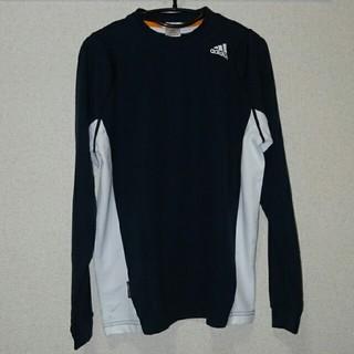 アディダス(adidas)のadidas CLIMAWARM ロングスリーブシャツ(Tシャツ/カットソー(七分/長袖))