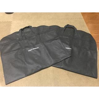ドルチェアンドガッバーナ(DOLCE&GABBANA)のドルチェ&ガッバーナ スーツカバー 1枚 バラ売りトラベル 美品(その他)