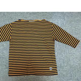 オールオーディナリーズ(ALL ORDINARIES)の未使用品 ALL ORDINARIES サーフニット ボートネック7分袖T(Tシャツ(半袖/袖なし))