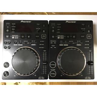 パイオニア(Pioneer)の本日終了します!!Pioneer CDJ350 2台セット‼︎(CDJ)