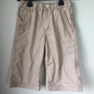 イッカ(ikka)の半ズボン 120 男の子 ikka イッカ ベージュ(パンツ/スパッツ)