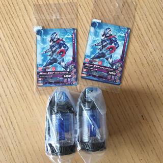 カメンライダーバトルガンバライド(仮面ライダーバトル ガンバライド)の仮面ライダービルドフルボトルとカード(キャラクターグッズ)