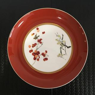 ニッコー(NIKKO)のNIKKO 金沢コレクション ニッコー 金彩 大皿 プレート(食器)