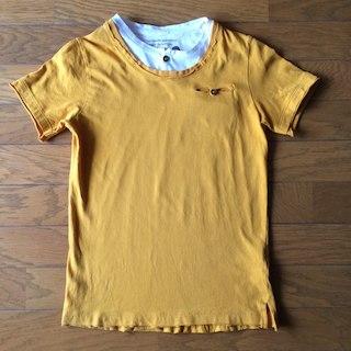 ザラ(ZARA)のZARA  重ね着風 Tシャツ(その他)