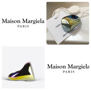 マルタンマルジェラ(Maison Martin Margiela)のマルジェラ リング maison martin margiela  指輪(リング(指輪))