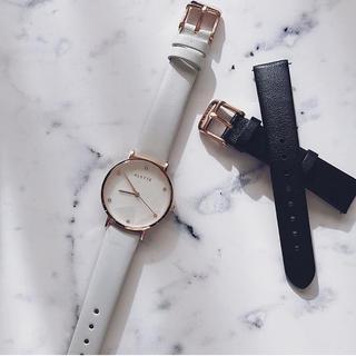 ダニエルウェリントン(Daniel Wellington)のALETTEBLANC 腕時計(腕時計)