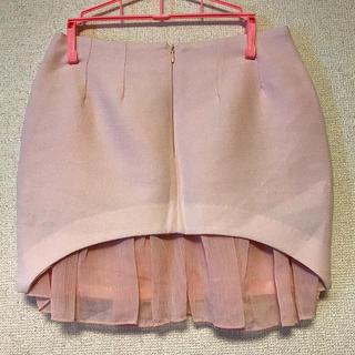 バンブルビー(BumBleBee)のミニスカート♡PINKレース(ミニスカート)