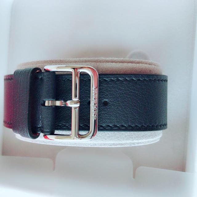 buy popular ad753 4945e エルメス ★ アップル ウォッチ 42MM ブルーインディゴ 時計