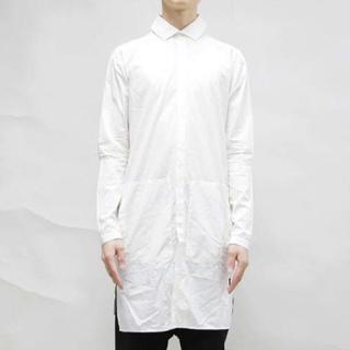 ダミールドーマ(DAMIR DOMA)のSILENT DAMIR DOMA long shirt ロングシャツ XS(シャツ)