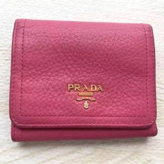 プラダ(PRADA)のプラダ ミニウォレット(財布)