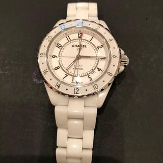 シャネル(CHANEL)のシャネル J12 GMT 42mm(腕時計(アナログ))