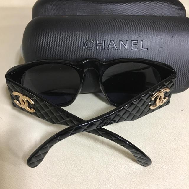 be383a721726 CHANEL(シャネル)のシャネル マトラッセ サングラス レディースのファッション小物(サングラス/メガネ