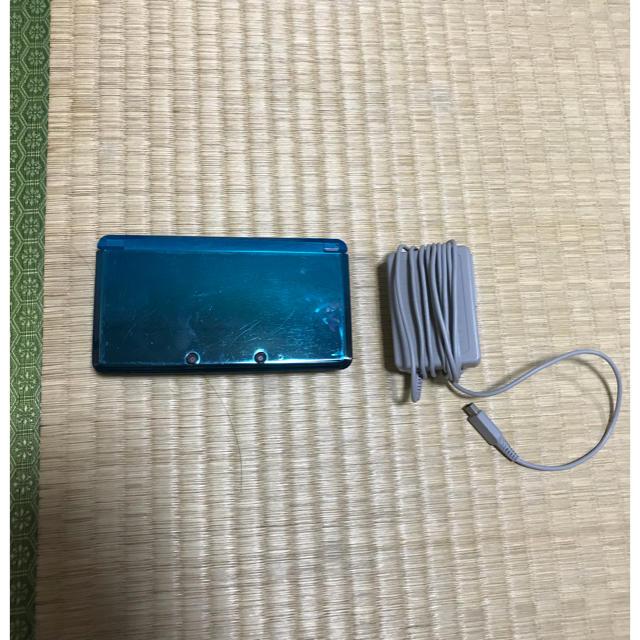 ニンテンドー3DS(ニンテンドー3DS)の3DS中古品ハイド様専用 エンタメ/ホビーのゲームソフト/ゲーム機本体(家庭用ゲームソフト)の商品写真