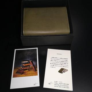 エムピウ(m+)のm+  二つ折り財布(折り財布)