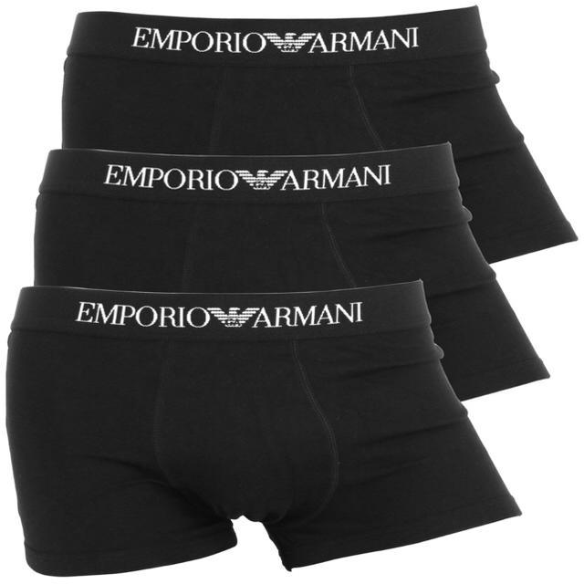 brand new bb263 3a8a8 エンポリオアルマーニ EMPORIO ARMANI ボクサーパンツ メンズ   フリマアプリ ラクマ