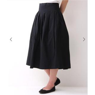 カトー(KATO`)のGRANDMA MAMA DAUGHTER チノプリーツロングスカート(ロングスカート)