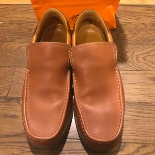エルメス(Hermes)の正規品 エルメス HERMES 靴(スリッポン/モカシン)