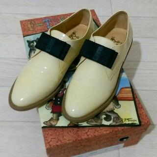 エフトゥループ(F-TROUPE)のエフトゥループ パテントシューズ(ローファー/革靴)