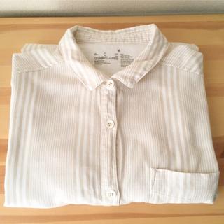 ムジルシリョウヒン(MUJI (無印良品))の2017年購入 無印良品 脇に縫い目のない二重ガーゼスリーパー婦人M 長袖(パジャマ)