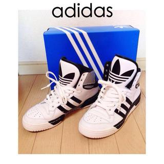 アディダス(adidas)のハイカットスニーカー2011(スニーカー)