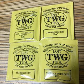 ★yu-mama専用  TWG   紅茶    4袋(茶)