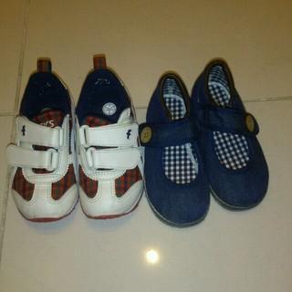 ファミリア(familiar)のファミリアの靴(スニーカー)