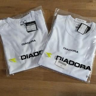 ディアドラ(DIADORA)の【おいもちゃん様専用・おまとめ割引き】③ディアドラ Tシャツ 2枚セット(Tシャツ/カットソー)