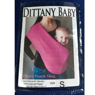 ディッタニーベイビー(Dittany Baby)の【美品】ディッタニーベビー フリーススリング S(その他)