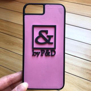 アンドバイピーアンドディー(&byP&D)のアンドバイピンキーアンドダイアンiPhoneケース(iPhoneケース)