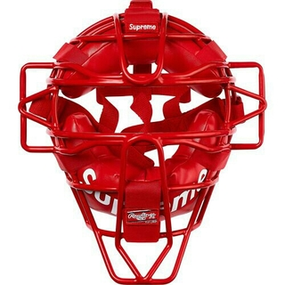 シュプリーム(Supreme)のSupreme Rawlings Catcher Mask Red (防具)