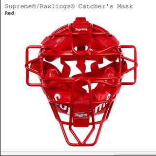 シュプリーム(Supreme)のSupreme rawlings catcher's mask(防具)