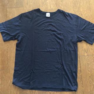 シナコバ(SINACOVA)のSINA COVA シナコバ  LL 紺色Tシャツ中古(Tシャツ/カットソー(半袖/袖なし))