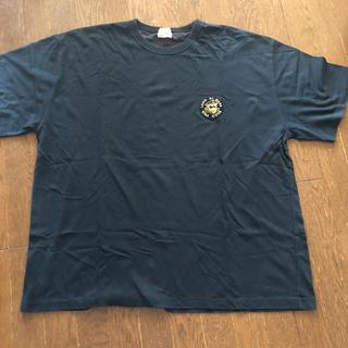 シナコバ(SINACOVA)の4L SINA COVA シナコバ  ワッペンTシャツ紺色 (Tシャツ/カットソー(半袖/袖なし))