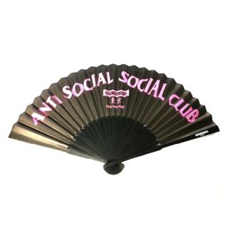 ネイバーフッド(NEIGHBORHOOD)のANTI SOCIAL SOCIAL CLUB x NBHD  扇子(その他)
