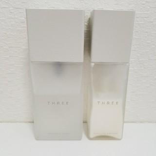 スリー(THREE)のTHREE化粧水 乳液(化粧水/ローション)