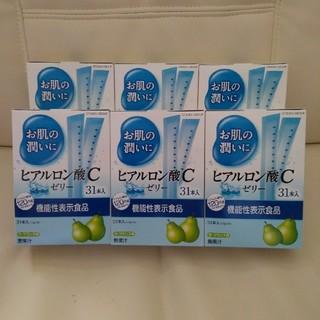 アースバイオケミカル(アースバイオケミカル)のヒアルロン酸Cゼリー 6箱 チョコ様専用!!(コラーゲン)
