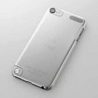 アイポッドタッチ(iPod touch)のiPod touch 5th クリア シェルカバー AVA-T13PVCR(ポータブルプレーヤー)