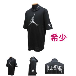 ナイキ(NIKE)のNIKE JORDAN NBA 2018 オールスターゲーム ASW J2フード(Tシャツ/カットソー(半袖/袖なし))