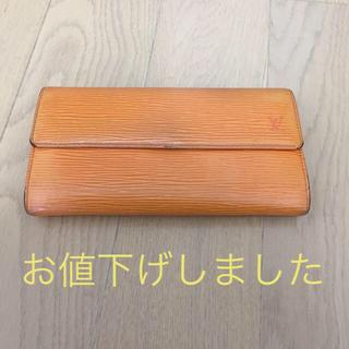 ルイヴィトン(LOUIS VUITTON)のルイヴィトンお財布(財布)
