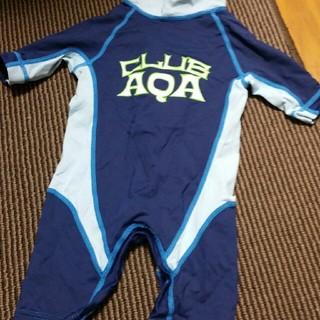 アクアブルー(Aqua blue)の90水着(水着)