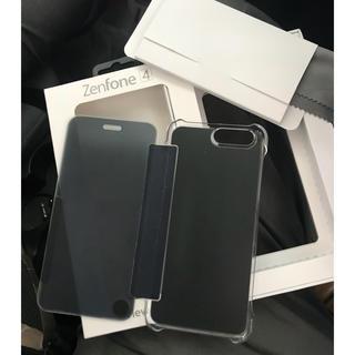 エイスース(ASUS)のzenfone4 ケース カバー(モバイルケース/カバー)
