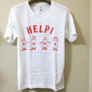 カトー(KATO`)の【即購入OK】KATO`  カトー フロッキープリント Tシャツ カットソー(Tシャツ/カットソー(半袖/袖なし))