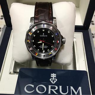 コルム(CORUM)のコルム アドミラルカップ オートマチック時計(腕時計(アナログ))