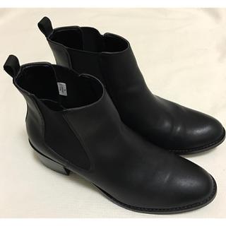 ムジルシリョウヒン(MUJI (無印良品))の無印良品 ショートブーツ(ブーツ)
