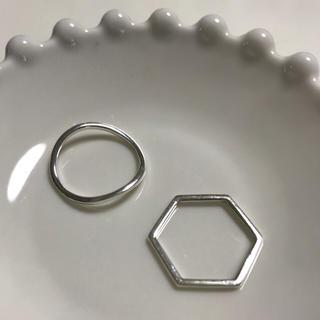 バイボー(by boe)のケンマ様専用 美品 byboe バイボー リング 2個セット (リング(指輪))