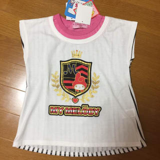 シマムラ(しまむら)の女児 マイメロ しまむら Tシャツ(Tシャツ/カットソー)