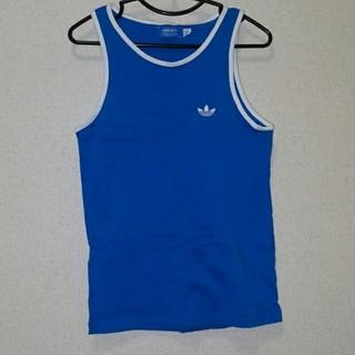 アディダス(adidas)のadidasオリジナルス ノースリーブシャツ(Tシャツ/カットソー(半袖/袖なし))