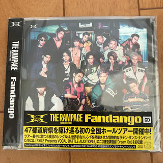 Fandango CDオンリー(ポップス/ロック(邦楽))